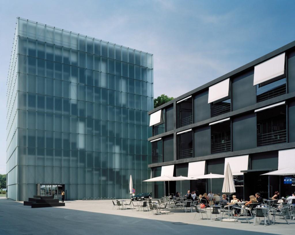 kunsthaus bregenz zumthor asfalto