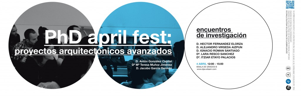 PhD April fest 01