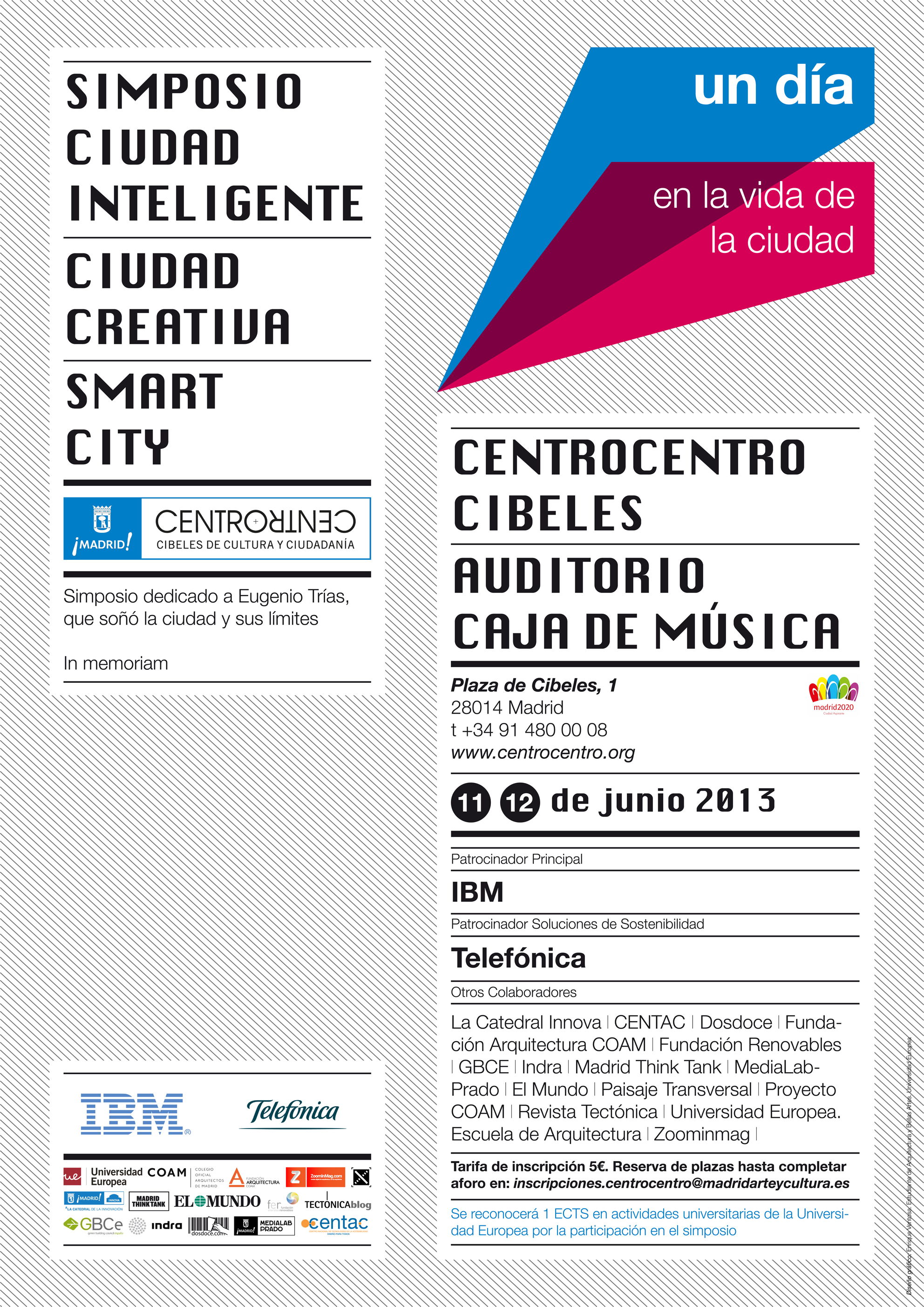 Cartel Simposio Smart City