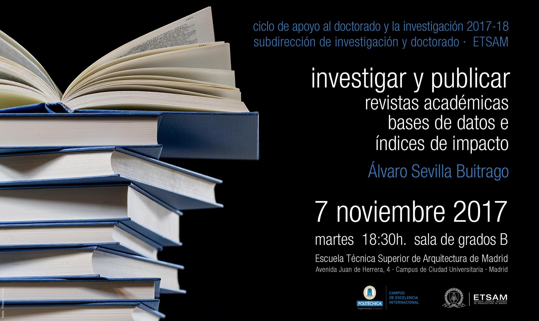 Investigar y publicar _Tarjetón