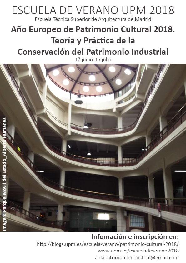 CursoVeranoUPM_Patrimonio Industrial