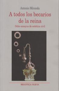A TODOS LOS BECARIOS DE LA REINA