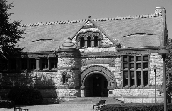 04_H Richardson - Thomas Crane Public Library (1880)