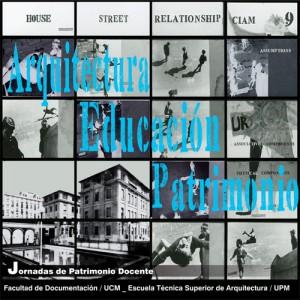 Arquitectura educaci n patrimonio arkrit grupo de - Ets arquitectura madrid ...