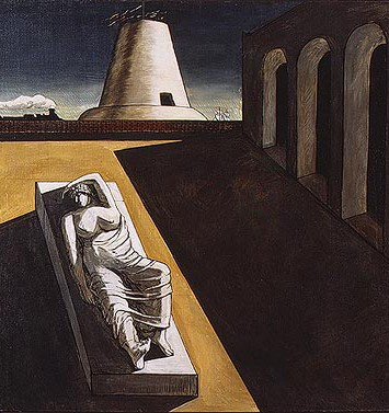 Ariadne, by Giorgio de Chirico