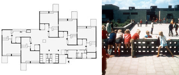Di logos entre arquitectura y pedagog a ii la pedagog a for Plantas de colegios arquitectura