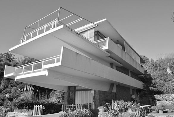 Foto 11. Casa Cardon 1961-1963