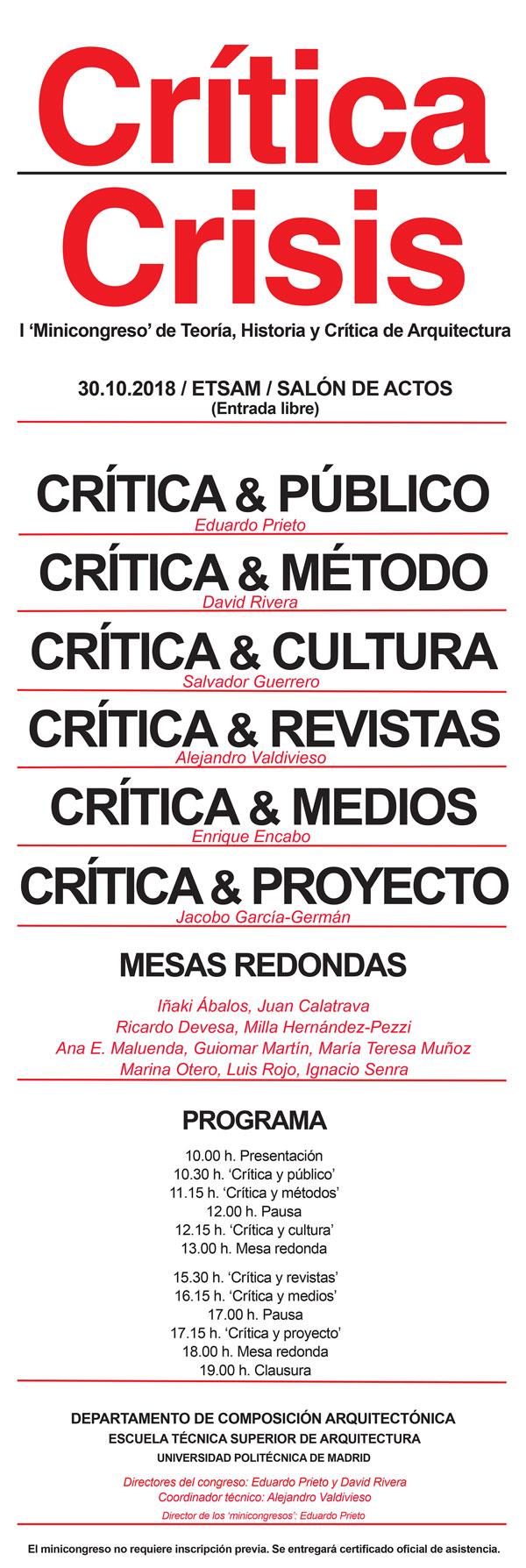 critica crisis