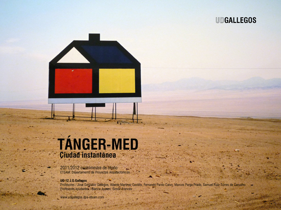 Tanger Med curso 2011-2012 Unidad docente Gallegos