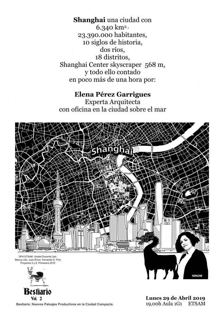 Poster Shanghai Elena