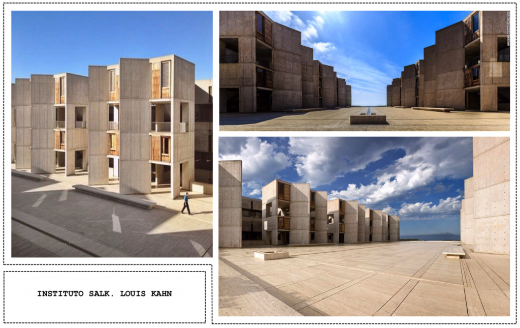 Salk Institute_Louis Kahn