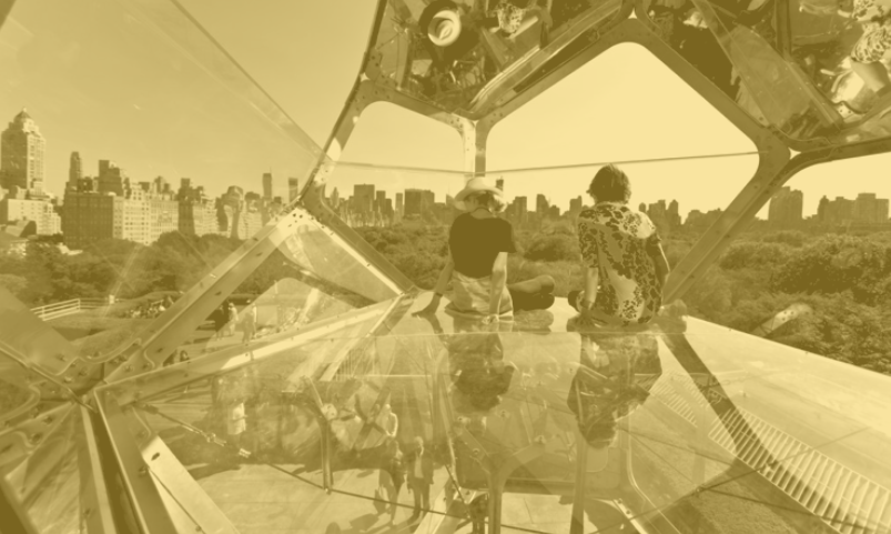 Tomas Saraceno. Cloud City